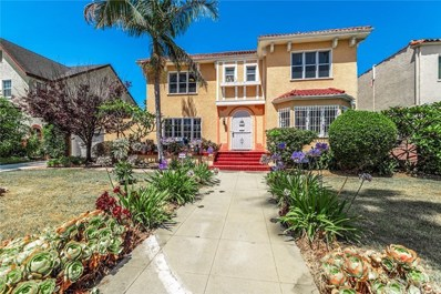 1225 S Wilton Place, Los Angeles, CA 90019 - MLS#: IN19167694