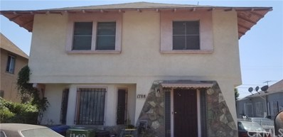 1788 W 24th Street, Los Angeles, CA 90018 - MLS#: IN19205413