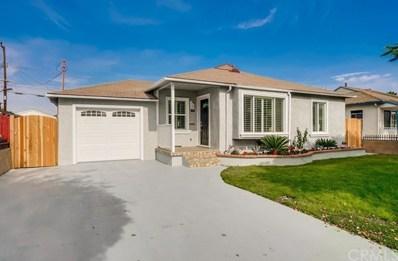 2819 W 144th Street, Gardena, CA 90249 - MLS#: IN19262354