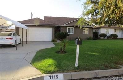 4115 N Shadydale Avenue, Covina, CA 91722 - MLS#: IN19286103