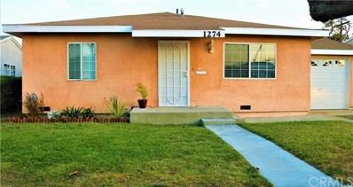 1274 E 126th Street, Los Angeles, CA 90059 - MLS#: IN21091097