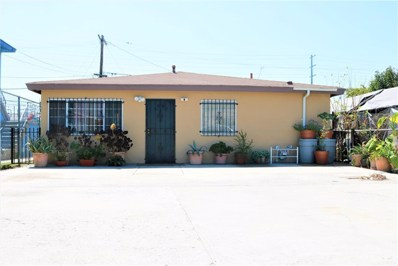 240 E 99th Street, Los Angeles, CA 90003 - MLS#: IN21110165
