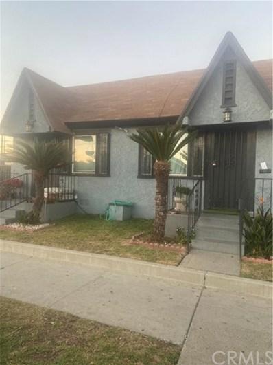 321 E Gage Avenue, Los Angeles, CA 90003 - MLS#: IN21126957