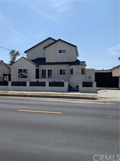 7911 S Denker Avenue, Los Angeles, CA 90047 - MLS#: IN21143599