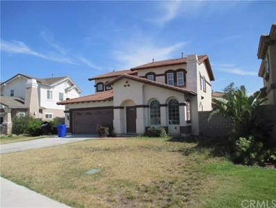 16283 Star Crest Way, Fontana, CA 92336 - MLS#: IV16106890