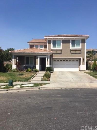 1250 Bee Balm Road, Hemet, CA 92545 - MLS#: IV16118614