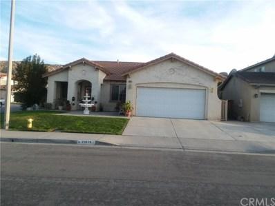 25879 Shoreline Street, Moreno Valley, CA 92551 - MLS#: IV17021092
