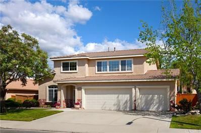 37168 Santa Rosa Glen Drive, Murrieta, CA 92562 - MLS#: IV17077117