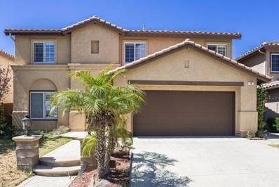 6 Via Corbina, Rancho Santa Margarita, CA 92688 - MLS#: IV17100727