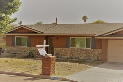 26081 Burdett Place, Hemet, CA 92544 - MLS#: IV17131804