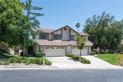 2173 Falcon Crest Drive, Riverside, CA 92506 - MLS#: IV17135002