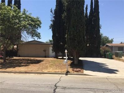 11385 Weber Avenue, Moreno Valley, CA 92555 - MLS#: IV17143085