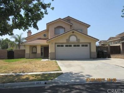 867 Cheyenne Road, Corona, CA 92880 - MLS#: IV17159623