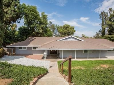 5760 Avenue Juan Bautista, Riverside, CA 92509 - MLS#: IV17163540
