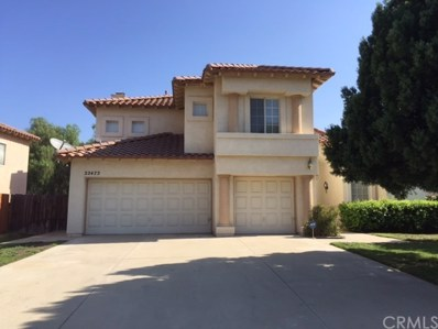 22472 Ridgewater Way, Moreno Valley, CA 92557 - MLS#: IV17168596