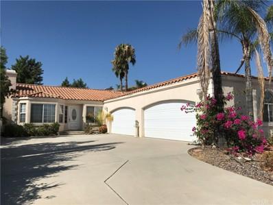 24061 Continental Drive, Canyon Lake, CA 92587 - MLS#: IV17171111
