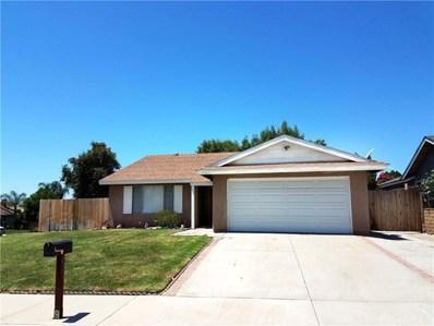 11463 Morning Star Lane, Moreno Valley, CA 92557 - MLS#: IV17174755