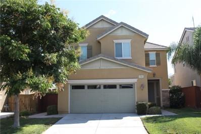 1724 Dobell Street, Perris, CA 92571 - MLS#: IV17177203