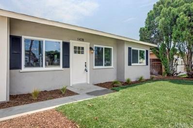 1478 S Mountain View Avenue, Pomona, CA 91766 - MLS#: IV17179520