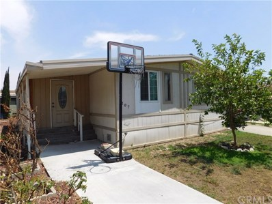 929 E Foothill Boulevard UNIT 207, Upland, CA 91786 - MLS#: IV17179916