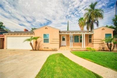6033 Brockton Avenue, Riverside, CA 92506 - MLS#: IV17182232