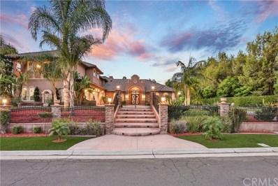 1091 Crestbrook Drive, Riverside, CA 92506 - MLS#: IV17183388