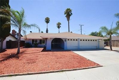 22601 Vought Street, Moreno Valley, CA 92553 - MLS#: IV17184835
