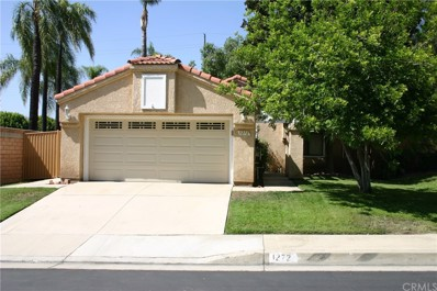 1272 Via Barcelona, Redlands, CA 92374 - MLS#: IV17184870