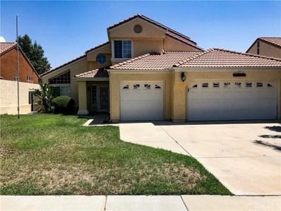 12202 Amber Hill Trail, Moreno Valley, CA 92557 - MLS#: IV17185087