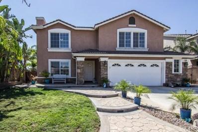 1154 Andrew Lane, Corona, CA 92881 - MLS#: IV17185348