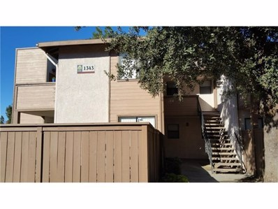 1343 Massachusetts Avenue UNIT 204, Riverside, CA 92507 - MLS#: IV17187912