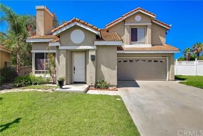840 Vista Real Street, Corona, CA 92879 - MLS#: IV17189133