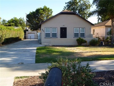 4562 Dewey Avenue, Riverside, CA 92506 - MLS#: IV17190774
