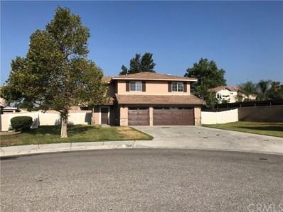 1014 N Evaline Court, Rialto, CA 92376 - MLS#: IV17194901
