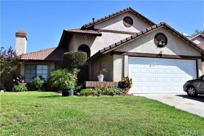 21084 Pala Foxia Place, Moreno Valley, CA 92557 - MLS#: IV17195615