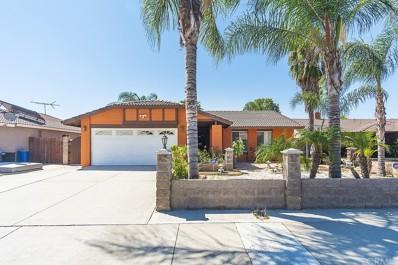 25617 Argonaut Drive, Moreno Valley, CA 92553 - MLS#: IV17196139