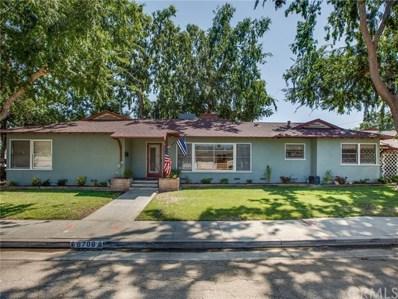 6708 Yellowstone Drive, Riverside, CA 92506 - MLS#: IV17197241
