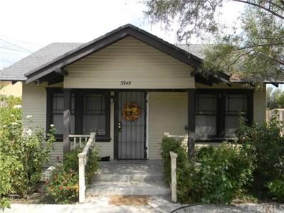 3949 Severence Avenue, San Bernardino, CA 92405 - MLS#: IV17199455