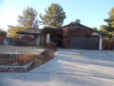1101 Shelby Court, Ridgecrest, CA 93555 - MLS#: IV17199801