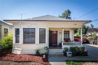 1106 E Central Avenue, Redlands, CA 92374 - MLS#: IV17203512