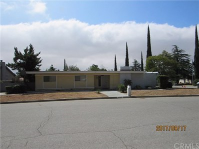 4500 W Hoffer Street, Banning, CA 92220 - MLS#: IV17203994