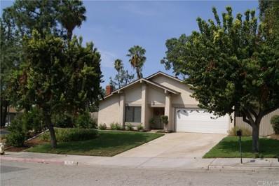 5295 Wainwright Court, Riverside, CA 92507 - MLS#: IV17207242