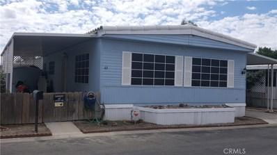 455 E 7th Street UNIT 63, San Jacinto, CA 92583 - MLS#: IV17209670