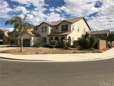 533 Groveside Drive, San Jacinto, CA 92582 - MLS#: IV17212083