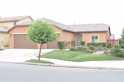 1343 Mistletoe Drive, Beaumont, CA 92223 - MLS#: IV17214946