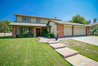5384 Cornwall Avenue, Riverside, CA 92506 - MLS#: IV17216528