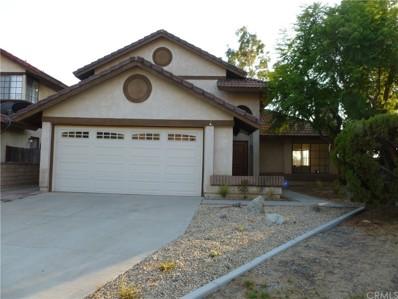 21087 Baptisia Court, Moreno Valley, CA 92557 - MLS#: IV17217304