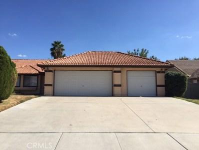 2187 Saint Michele, San Jacinto, CA 92583 - MLS#: IV17218771