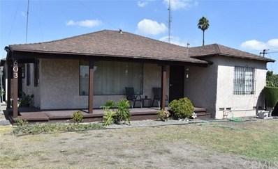603 W Tichenor Street, Compton, CA 90220 - MLS#: IV17219921