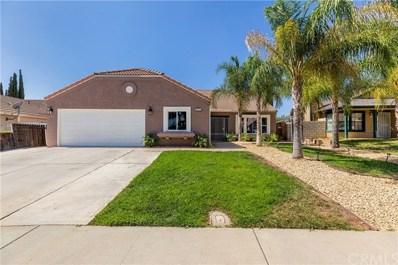 13347 Ninebark Street, Moreno Valley, CA 92553 - MLS#: IV17220057